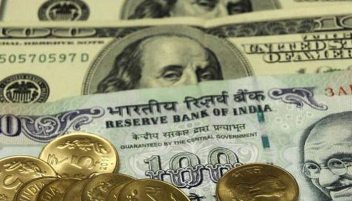 For the first time India's foreign exchange reserves cross ...